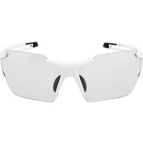 UVEX Sportstyle 803 V Glasses, white/smoke